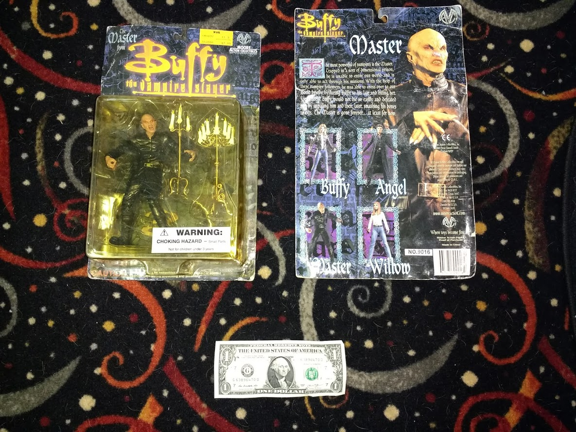 Buffy the Vampire Slayer 1990's LOT of 2 Action Figures